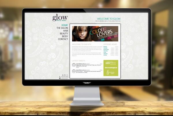 Glow Mockup